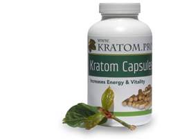 Happy Kratom Pills
